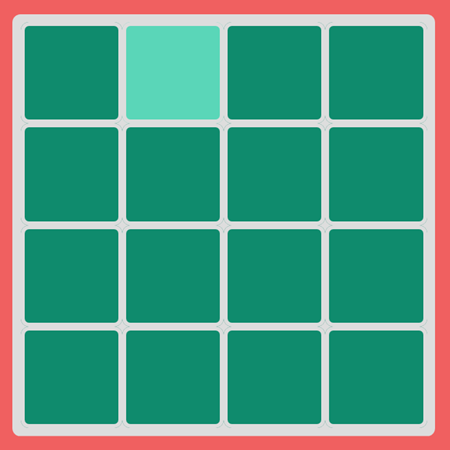 clicca sul colore diverso