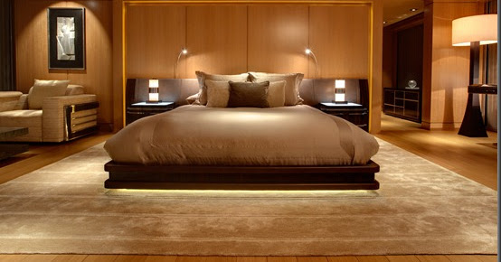 Decora con alfombras tu dormitorio decoracion de interiores - Decora tu dormitorio ...