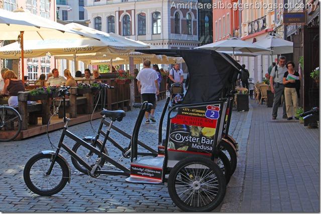 Riga - a street