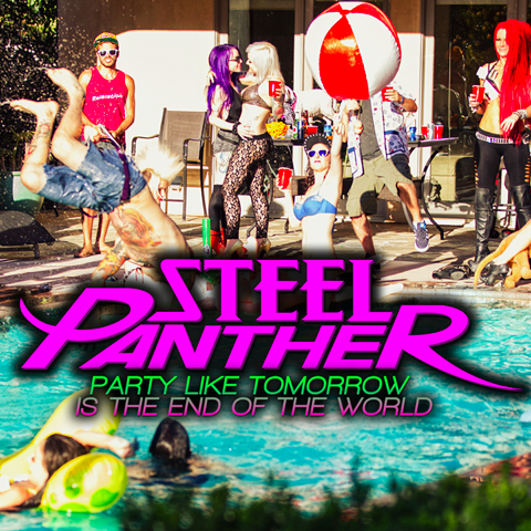 Steel Panther End of the World