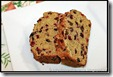 11 - Almond Cranberry Quick Bread