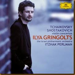 Shostakovich Concierto para violin 1 Gringolts