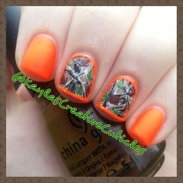 Kaylas creative cuticles realtree camo nails here they are xd prinsesfo Image collections