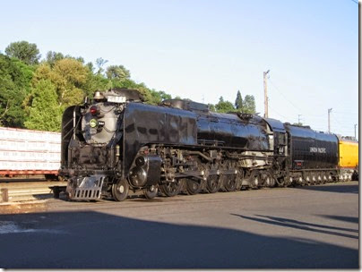 IMG_6511 Union Pacific #844 at Albina Yard in Portland on May 22, 2007