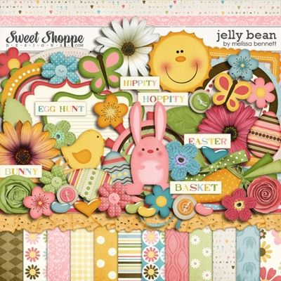 scrapbooking kit for easter