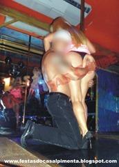 Stripper Felipe Brandão e Sra Pimentinha