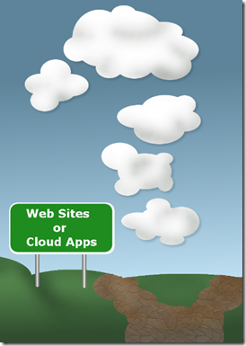 Web Sites or Cloud Apps