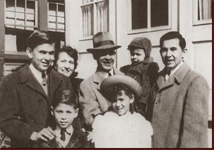 Family photo 1944 A