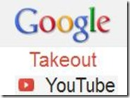 Scaricare i video caricati su YouTube usando Google Takeout