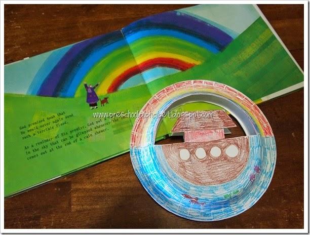 A is for Animals {Noah's Ark} from Preschool Alphabet
