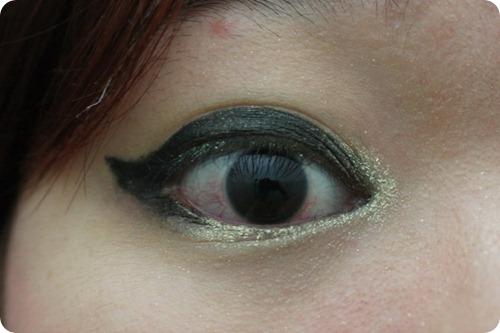 Clio Gold Black
