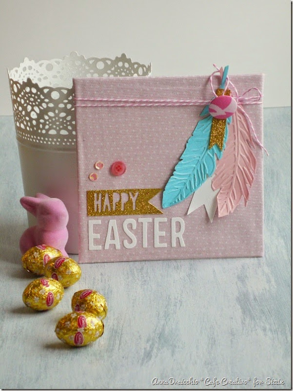 cafecreativo - big shot - easter home decor - decorazione pasqua (1)