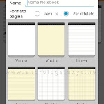 Screenshot 2013 02 01 20 40 59   Nuova versione di Asus Supernote, lapp per gli appunti dei Padfone 2