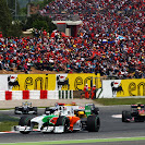HD Wallpapers 2010 Formula 1 Grand Prix of Spain