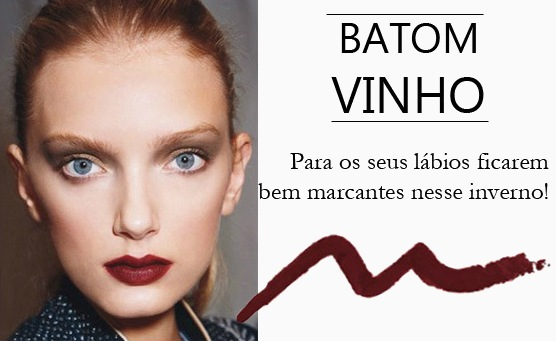 batom inverno vinho - 1