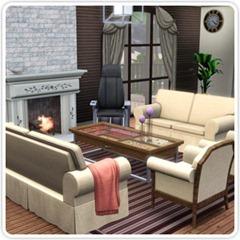 Sala Conforto Contemporâneo