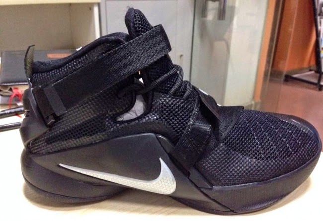 Nike Lebron Soldier 9 - 2015 04 05 Introducing Le Nike Zoom Soldier 9 With Even More Straps Suède
