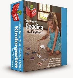 Reading the Easy Way Kindergarten #sightword #kindergarten #kidsactivities #games
