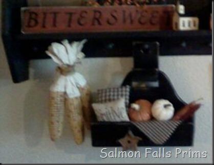 fall shelf