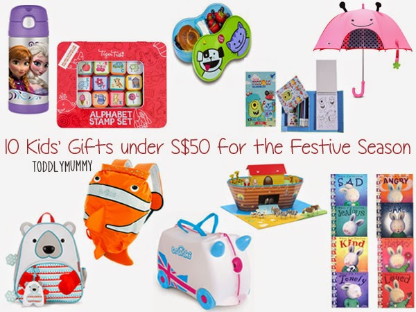 5 kids gifts