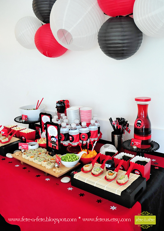 sushi-table---Ninja-Party-by-Fete-20
