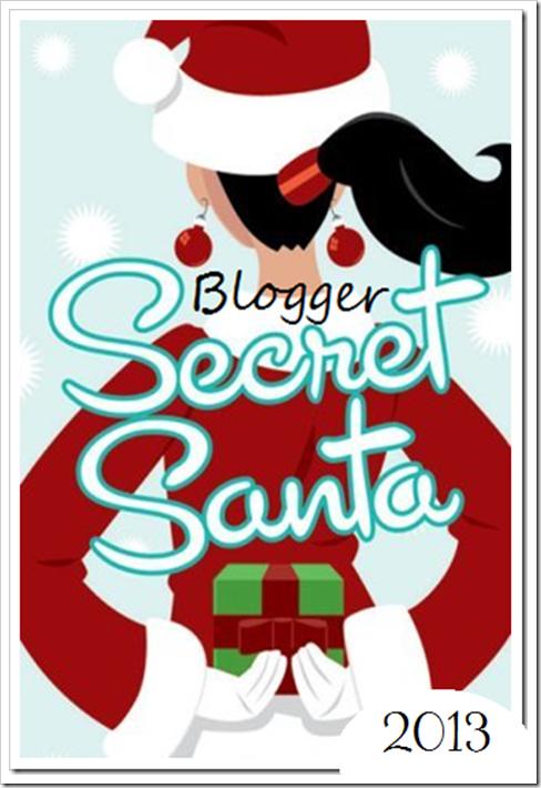 blogger secret santa 2013