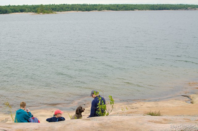 Why Go Camping? | Killbear Provincial Park | personallyandrea.com