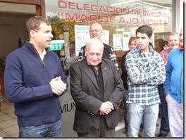 Asumió el nuevo coordinador de la Unidad de Gestión Municipal de Mar de Ajó norte