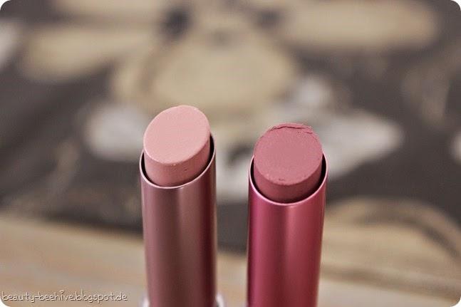 p2 Neues Sortiment Frühjahr 2015 Haul Einkauf Shopping Ausbeute Soft Nude Lippenstife (2)