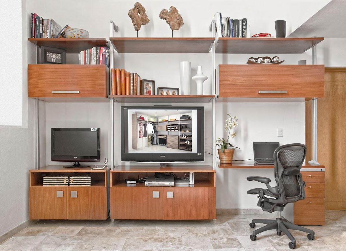 Centros de Entretenimiento  Centros de Entretenimiento de madera