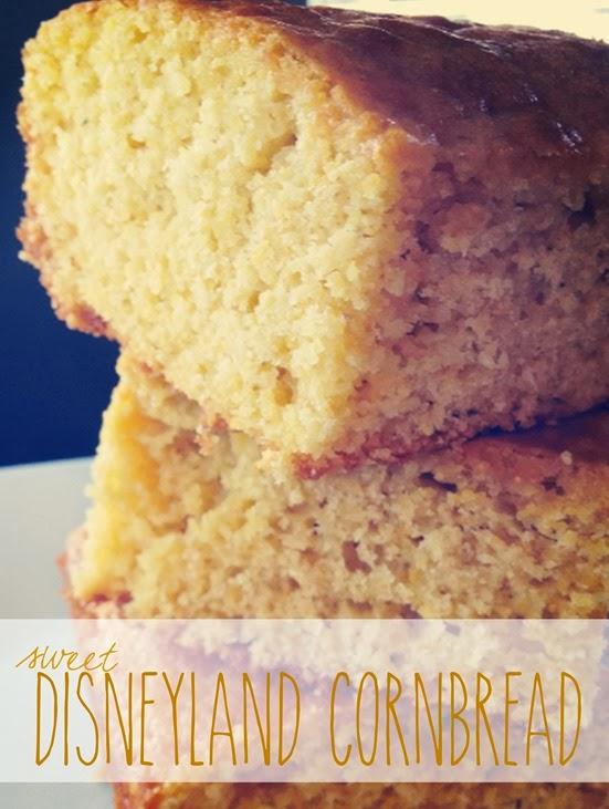 Disneyland Cornbread