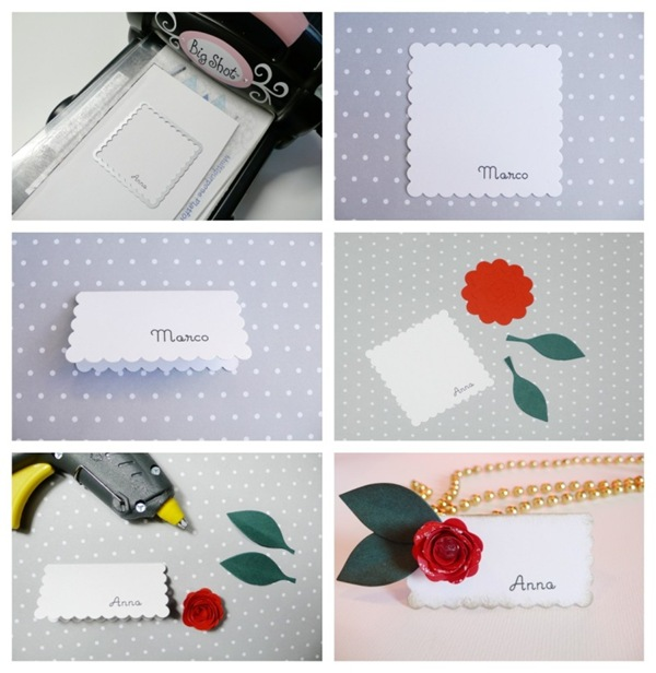 AnnaDrai - Placecard tutorial