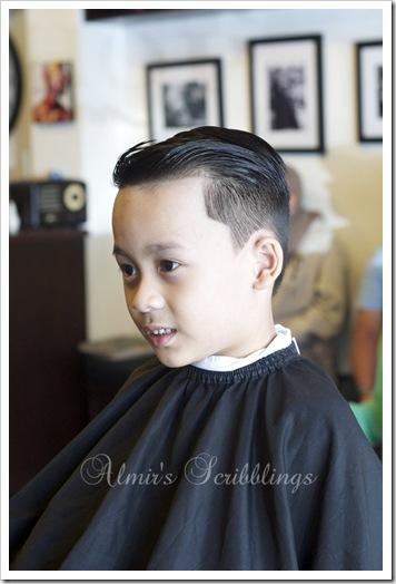 Amir after