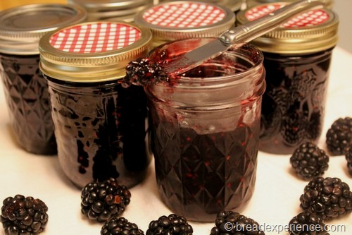 Old-Fashioned Blackberry Jam