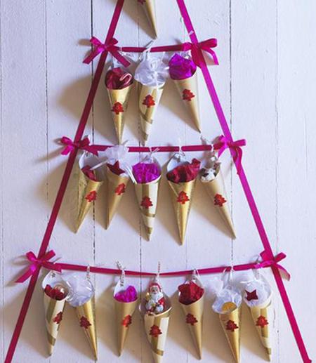 Arboles de navidad originales - Cintas arbol navidad ...