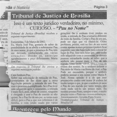 Despacho judicial
