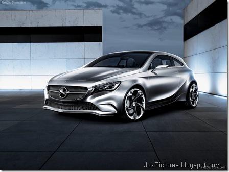 Mercedes-Benz A-Class Concept2