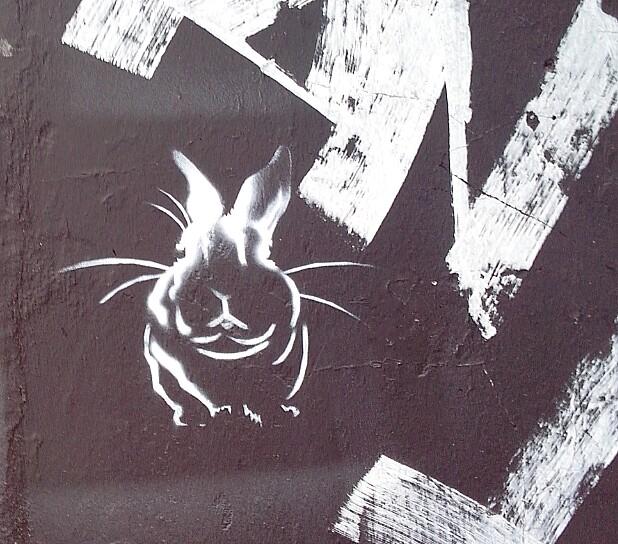 Hase Stencil