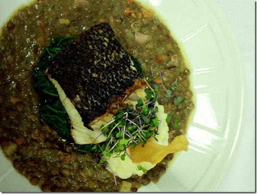 sea-bass-lentil-stew-spinach