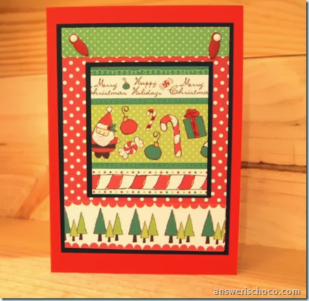Merry and Bright Cards 2