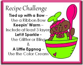 CIJ Recipe Challenge 2013