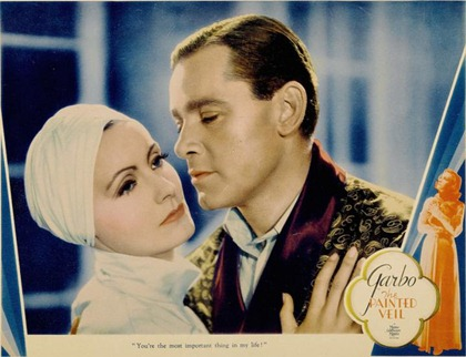 GRETA GARBO THE PAINTED VEILA 1934 013