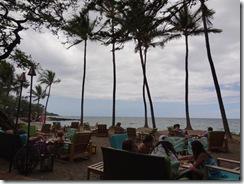 ハワイ島ワイコロアのレストラン