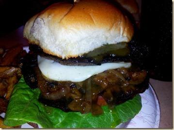 TTC Portabello Burger