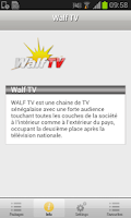 Screenshot of Walf TV