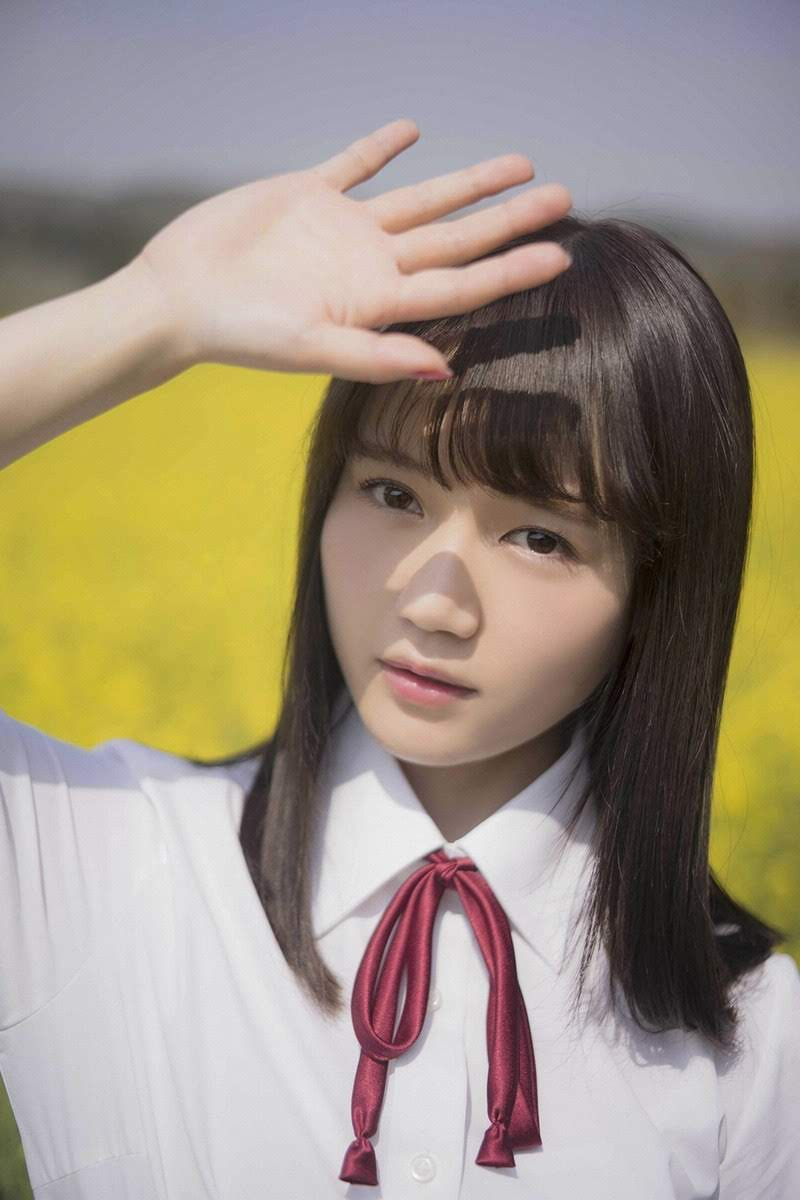[YS Web] 2018-07-04 Vol.809 Yuka Ozaki 尾崎由香 「ほ?くは たた? きみと」···1st week ys-web 09020