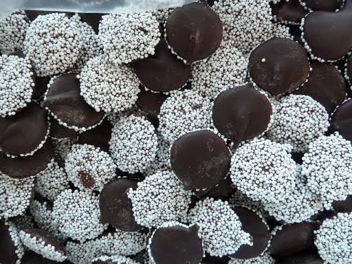 Non pareils added texture.