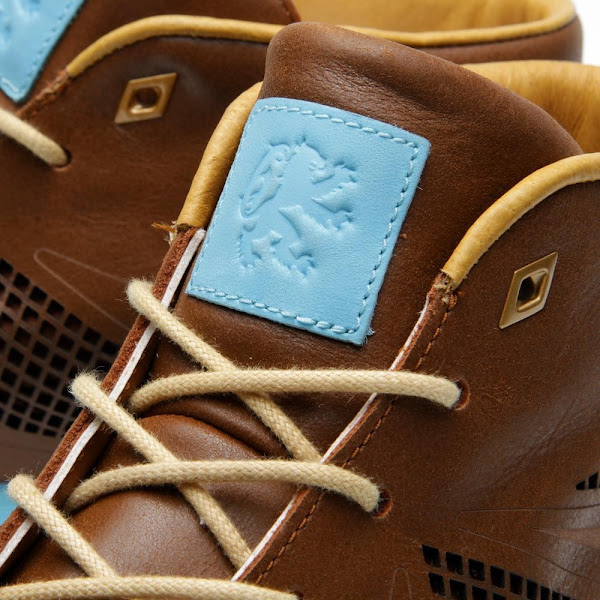 LeBron X NSW Lifestyle NRG 8220Hazelnut8221 Drops Tomorrow in Europe