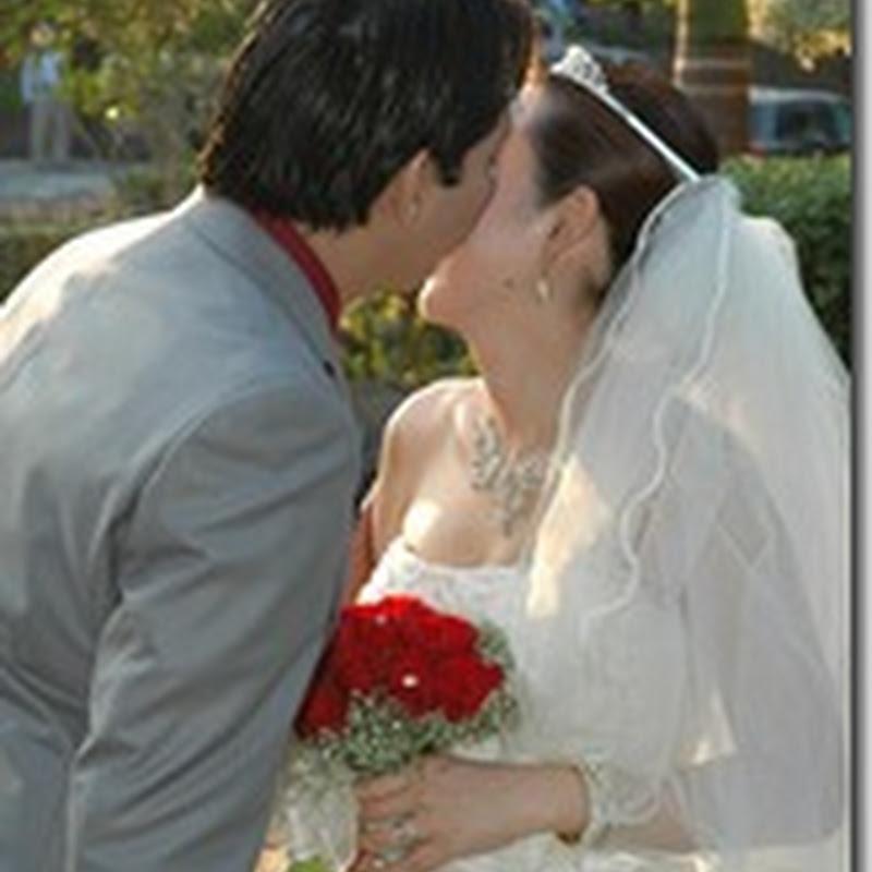 結婚式日 dia de boda