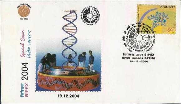 logo of national council of science museums india